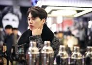 """[인터뷰④] 송강 """"롤모델은 정경호…'악마가' 촬영 중 반해"""""""