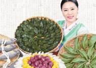 [남도의 맛] 식이섬유·항산화 성분 풍부…건강에 좋은 '모싯잎 송편' 한가위 선물로 제격
