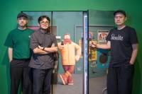 요즘 대세 '비스포크 냉장고'…그 문에 캐릭터 입힌 세 남자
