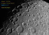 인도 <!HS>달<!HE> <!HS>탐사<!HE>선 찬드라얀 2호가 포착한 '<!HS>달<!HE>의 북극'
