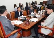 정개특위 안건조정위 '선거제 개혁안' 의결…한국당 '반발'