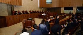 <!HS>이재용<!HE> 선고에 …민주당·정의당 '환영', 한국당 '기승전 조국', 바른당 '존중'