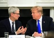 트럼프, 12월 15일 아이폰에 15% 관세…진짜 전쟁 이제부터