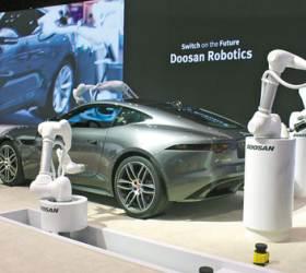 [<!HS>혁신<!HE> 경영] 협동로봇 양산 … <!HS>글로벌<!HE> 무대서도 호평 받아