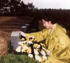 <!HS>노태우<!HE> 부인 김옥숙 여사, 88년 5·18 묘역 극비 참배 전모