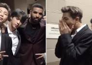 Watch RM Fanboying Over DRAKE At The Billboard Awards 2019