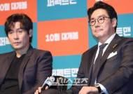 """'퍼펙트맨' 설경구 """"조진웅 흥행 기운 믿고 출연 결정"""""""