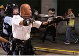 <!HS>테러<!HE>·검거 이중공포 덮쳤다…오늘 홍콩시위대 운명의 날