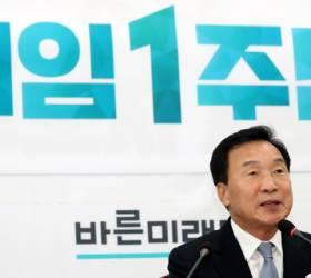 """손학규 """"<!HS>안철수<!HE>·유승민, 함께 '제3의 길' 가자"""""""