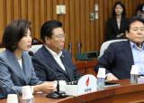 """나경원 """"재송부 기한이라도 넉넉히""""… 청문회 개최 안간힘 쓰는 한국당"""