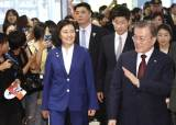 '형이 왜 거기서 나와?'···태국 간 문 대통령, 그 옆엔 박지성