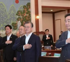 [월간중앙] 격랑의 동북아, 지도자의 책무 - '평화경제'는 '<!HS>통일대박<!HE>'의 판박이