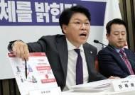 """""""조국 청문회는 굴욕"""" 비판…한국당, 나경원 희생양 만들기?"""