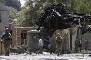 """아프간서 또 자폭 테러…""""미군 포함 10명 이상 사망"""""""