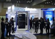 현대에너지솔루션, '2019 대한민국 에너지대전'에서 신제품 양면발전 태양광 모듈 선봬