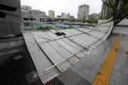초고속 태풍 '링링'으로 10여 명 사상, 12만 가구 정전