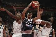 미국, '아데토쿤보의 그리스' 꺾고 농구월드컵 8강행