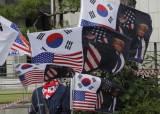 """미국인 58% """"북한이 한국 공격 땐, 미군의 한국 방어 지지"""""""