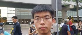 '<!HS>홍콩<!HE> <!HS>시위<!HE> 주역' 조슈아 웡<!HS>,<!HE> 하루만에 석방…독일‧미국行 위해 출국