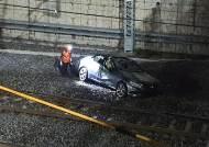 대구서 승용차 10m 아래 철로로 추락…1명 사망