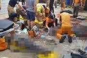 영덕 수산물 공장 원인불명 질식사고···외국인 노동자 3명 사망