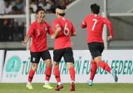 나상호·정우영 골…한국, 투르크메니스탄에 2대0 승리