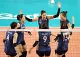 드디어 완전체 출격, 여자배구 대표팀 <!HS>월드컵<!HE> 출전