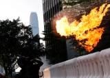"""中 전략가 """"홍콩 시위는 '非군사 전쟁'…홍콩모델로 해결"""""""