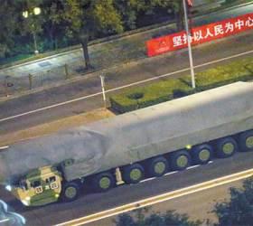 [사진] 중국군 건국 70주년 <!HS>열병식<!HE> 준비