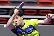 남자탁구, 홍콩 잡고 아시아선수권 4강 진출