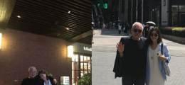 '폐암 투병' 김한길 근황 공개 아내 최명길