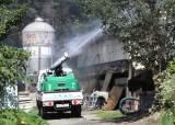 뚫리면 끝장…돼지 최대농가 홍성·당진은 '준전시상태'