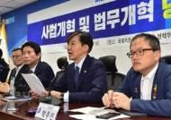 [단독] 검찰 인사·예산 쥔 검찰국장·기조실장 검사 배제