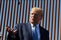 멕시코 국경 찾은 트럼프, 장벽건설 비용 한국에도 부담 주나