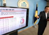 """""""경제ㆍ민생의 3배를 북한에 쏟고 있다…댓글엔 못한다>좋다"""""""