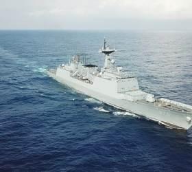[<!HS>박용한<!HE> <!HS>배틀그라운드<!HE>] 바다에선 '전투' 땅에선 '외교' 143일 순항훈련…해군 장교 마지막 관문