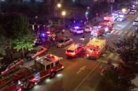 美 심장부 백악관 3km 옆에서 두차례 총격···1명 숨지고 8명 부상