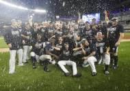 양키스, 지구 우승...28번째 월드시리즈 챔피언 도전