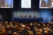 """IAEA """"北, 핵확산금지조약 복귀해야""""…결의 채택"""