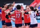 한국 女배구 월드컵 2연승… 진짜 신나는 건 흥국생명?