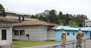 남북한 유엔사 3자 JSA 공동 건물 수리…정전협정 이후 처음 있는 일