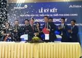 알리엑스, 베트남 대형 <!HS>은행<!HE>들과 공동포스 서비스 공급 계약 체결