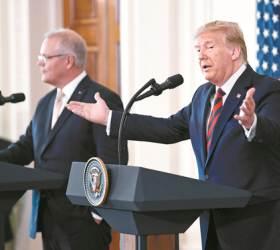 [정효식의 <!HS>아하<!HE>, <!HS>아메리카<!HE>] 또 터진 트럼프 스캔들, 우크라이나에 바이든 뒷조사 요구