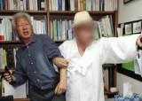 """한 시민에 항의받은 류석춘 다른 강의 강행…""""드릴 말씀 없다"""""""