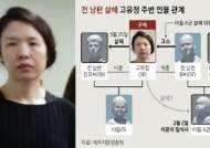 """""""의붓아들도 살해방법 똑같다""""···고유정 '연쇄살인' 잠정 결론"""