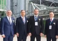 포스코, 우크라이나에 '세계의 밥상' 수출기지