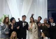 안무가 배윤정, 오늘(26일) 결혼···★ 동료들 축하 속 행복한 미소