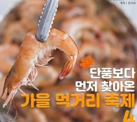[<!HS>카드뉴스<!HE>]단풍보다 먼저 찾아온 가을 먹거리 축제 4