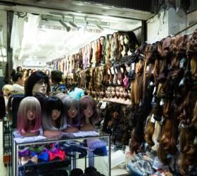 미셸 <!HS>오바마<!HE>도 썼다! 아프리카 여인들 사로잡은 중국산 가발