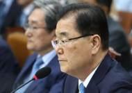 김현종이 언급했던 7월 극비리 방일 인사가 정의용 실장?